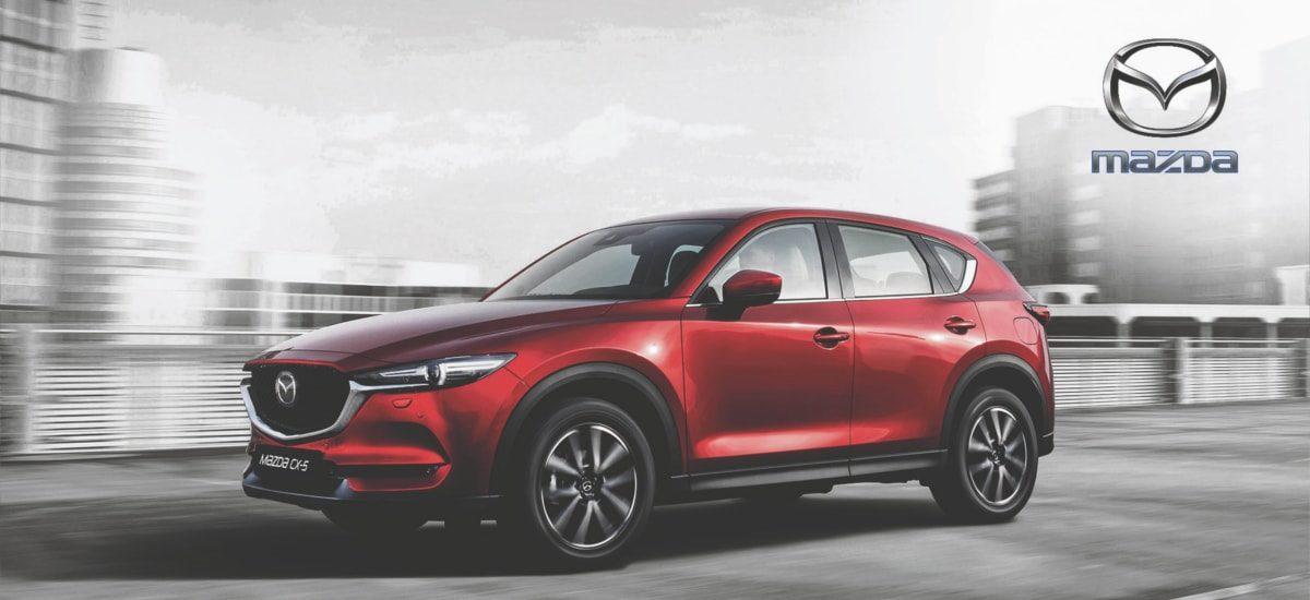 Leasing Mazda CX-5