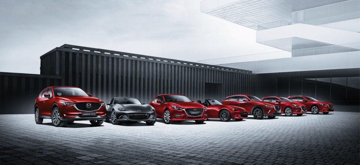 Mazda Business Wochen