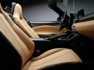 Mazda MX-5 Sakura Innenraum