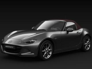 Mazda MX-5 Sakura Front